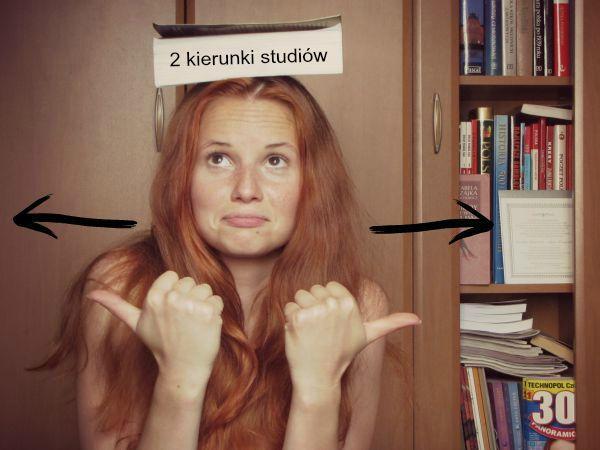 CzekoAda: Studiowanie dwóch kierunków - IOS + mój plan zajęć