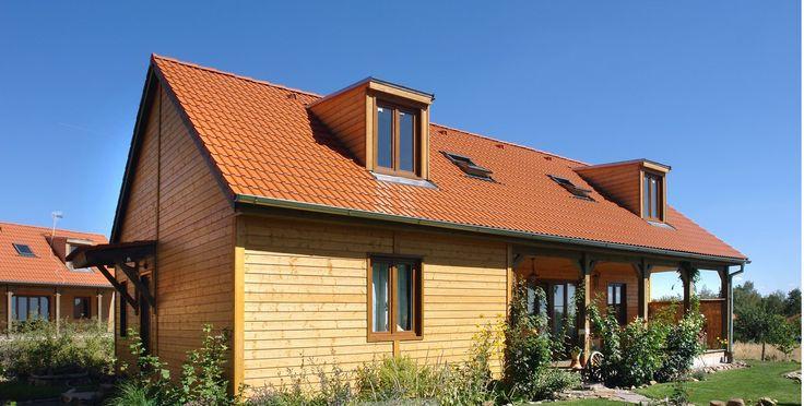Maison ossature bois Gamme Ecooptimal