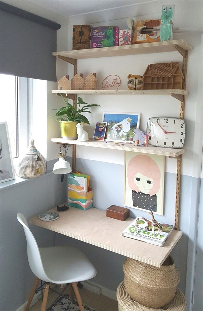 Quick, easy and beautiful twin slot shelving. – Alice in ...