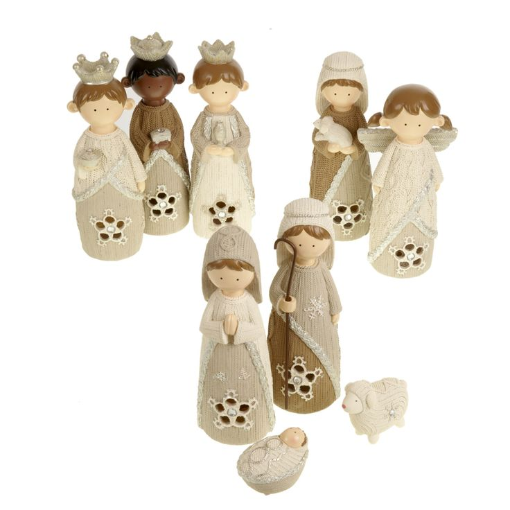 Knitting Patterns For Nativity Figures : The 17 best images about Projects to Try on Pinterest ...