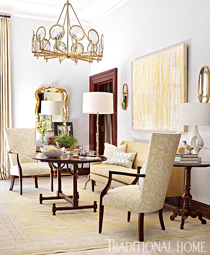 Welcoming Intimate Showhouse Kitchen: 39 Best Palette/Sunny Yellows Images On Pinterest