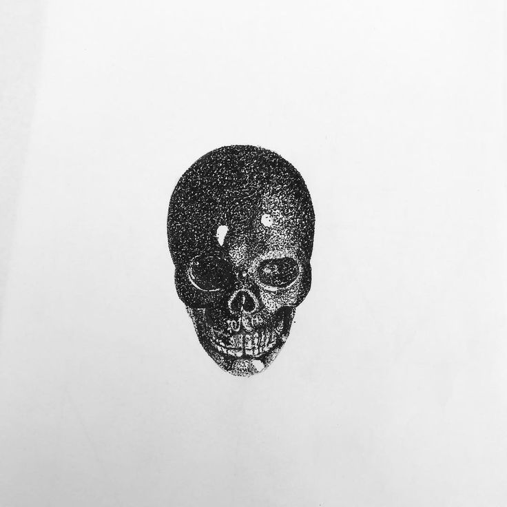 "144 Likes, 4 Comments - Jmunz (@dot.tattoos) on Instagram: ""Gloss Skull. . Contact For Bookings. Follow @dot.tattoos  @jmunz549 . . #skulls #dottattoo #skulls💀…"""