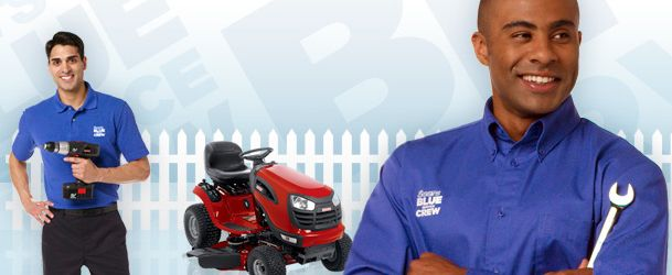 Contact Sears lawn and garden service dept here :/