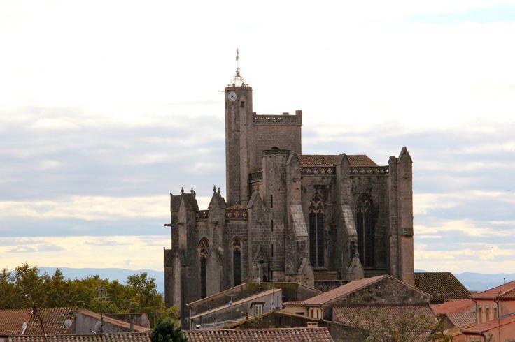 Why Climb Capestang's Church