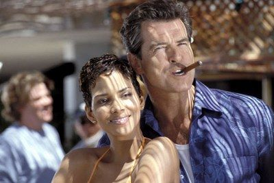 Die another Day | 2002 | Pierce Brosnan as James Bond (20th James Bond Film)