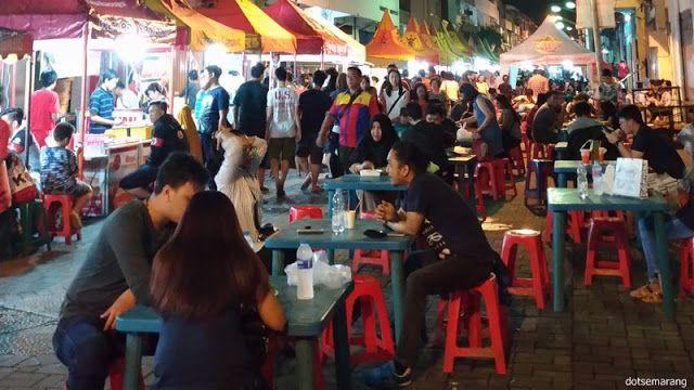 Foto : Wisata Kuliner di Waroeng Semawis ~ Dotsemarang