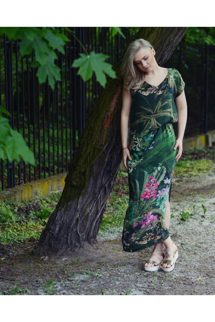 CHINA DOLL sukienka