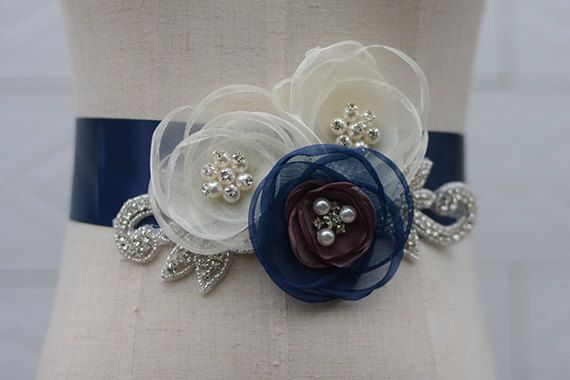 diamantes de imitación con cuentas novia marco por annabrides