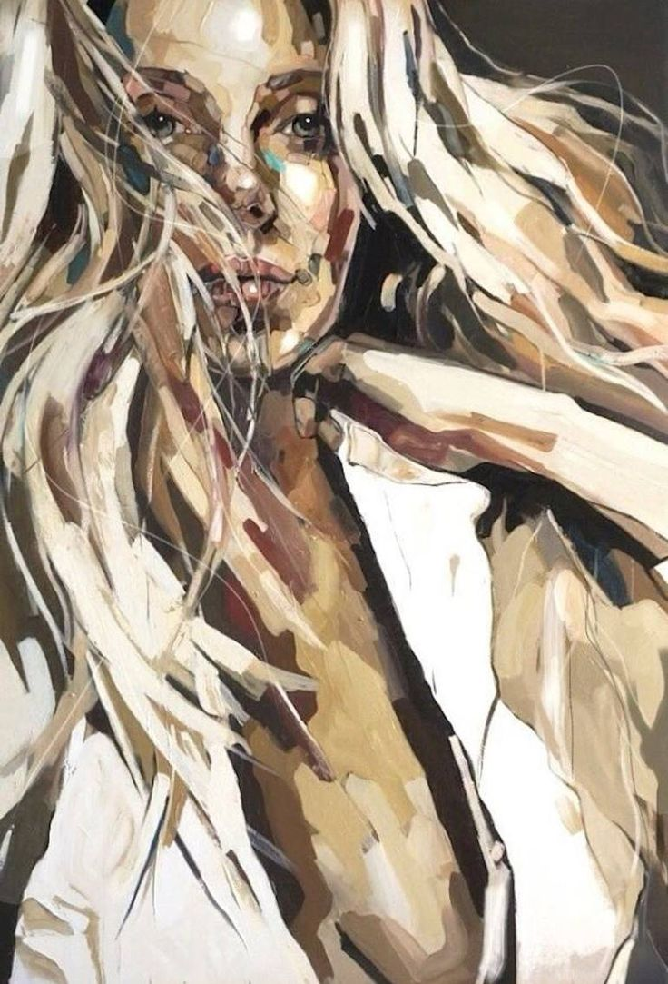 "Saatchi Art Artist Anna Bocek; Painting, ""Morning"" #art"