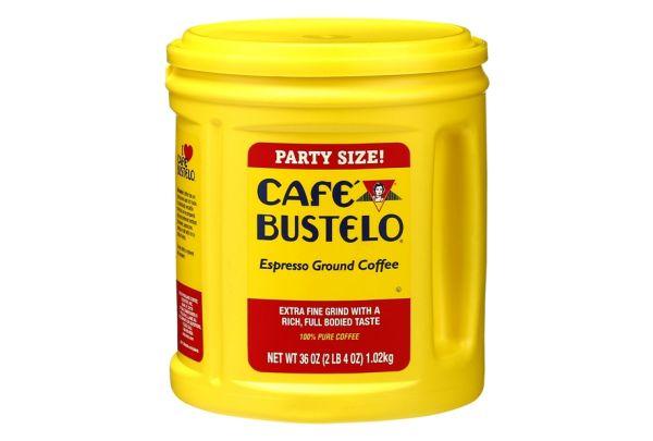 Cafe Bustelo Ground Coffee 9 99 In 2021 Espresso Ground Coffee Cafe Bustelo Coffee Grounds