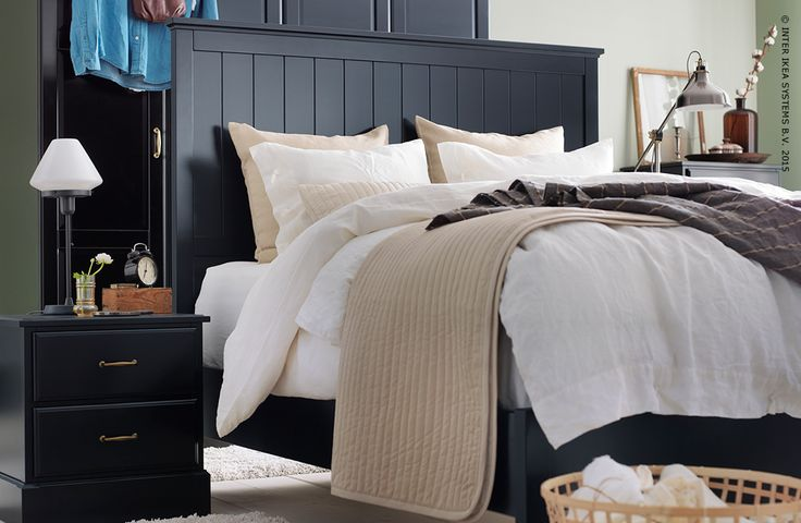le lit undredal m rite une place d 39 honneur dans votre. Black Bedroom Furniture Sets. Home Design Ideas