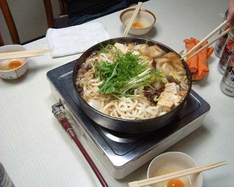 Rezept:Sukiyaki - http://eckengeek.de/rezepte/rezept-sukiyaki