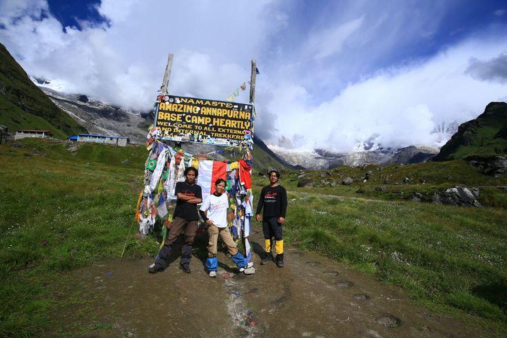 Moonsoon August 2015, do the amazing trek to Annapurna Base Camp *pic courtesy of Widhibek*