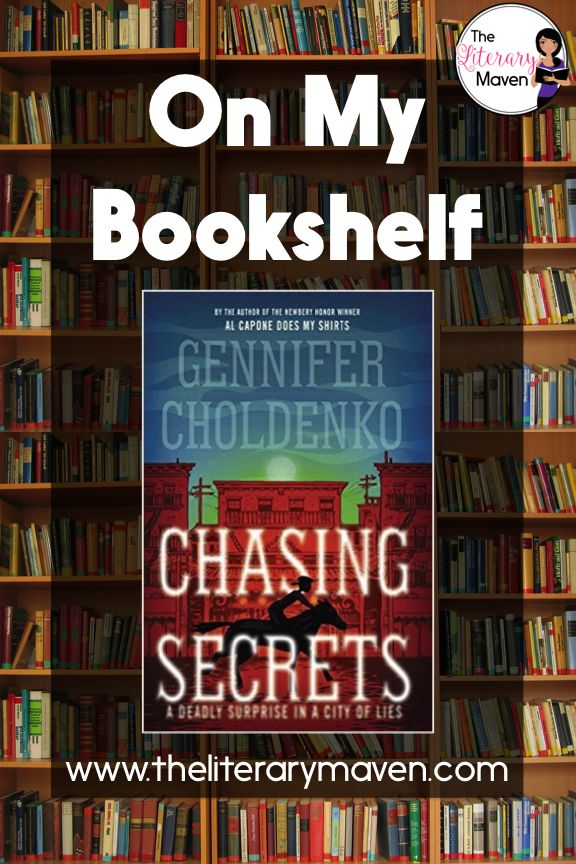 In Chasing Secrets by Gennifer Choldenko, Lizzie always feels like the odd girl out at her finishing school in 1900s San Francisco. When disease strikes the city and Chinatown is put under quarantine, Lizzie's worries about fitting in at school are sidelined for larger concerns. Read on for more of my review and ideas for classroom application.