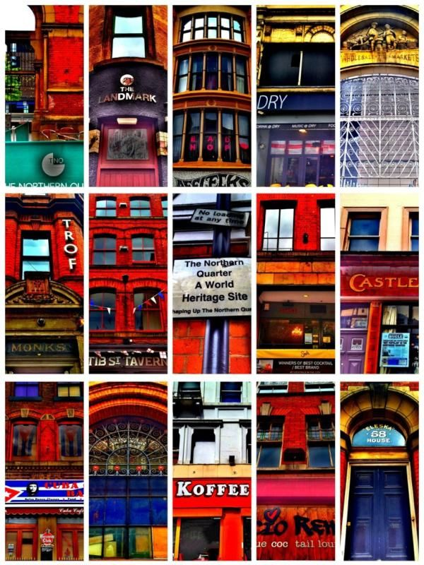 Twitter / urbansundae: Studies of the northern quarter