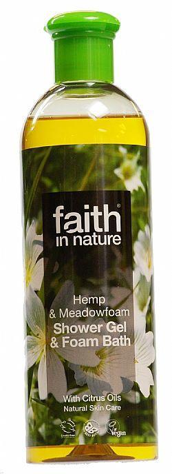Faith in Nature προϊόντα