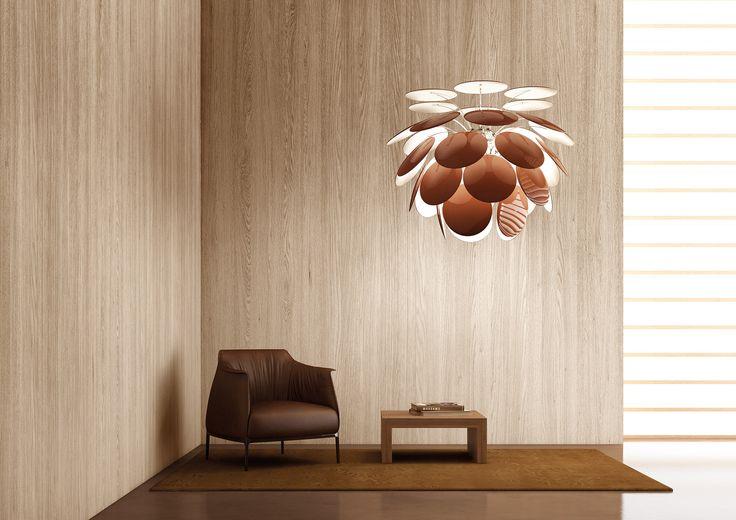 Resopal Essential Oak. Een combinatie van verschillende soorten eiken HPL waardoor de look van massief hout ontstaat.