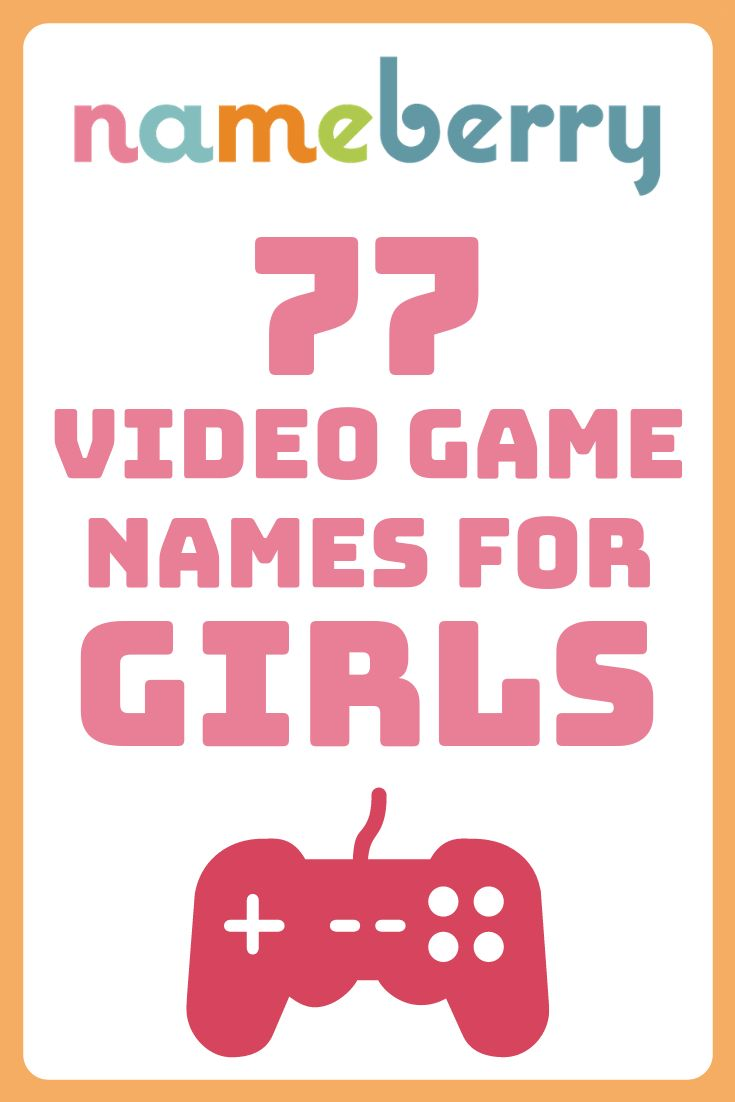 Baby names for girls inspired by video game characters ...