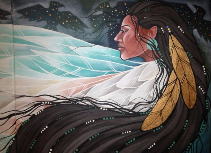 1000 Images About Jackie Traverse First Nations Artist On