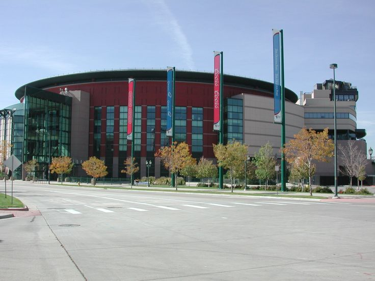 the pepsi center