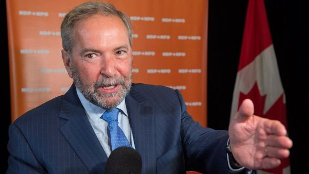 #Media #Oligarchs #MegaBanks vs #Union #Occupy #BLM #Humanity  Rejecting Keystone XL chance for Trudeau to stand up to Trump: Mulcair  http://www.cbc.ca/news/politics/mulcair-keystone-trump-trudeau-1.3950160  Mulcair no fan of Trump but welcomes decision to scrap Trans-Pacific Partnership trade deal  NDP Leader Tom Mulcair says rejecting the Keystone XL pipeline project would be Prime Minister Justin Trudeau's first opportunity to stand up to newly minted U.S. President Donald Trump...