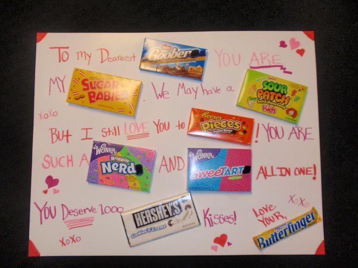 Valentine's gift for boyfriend/girlfriend