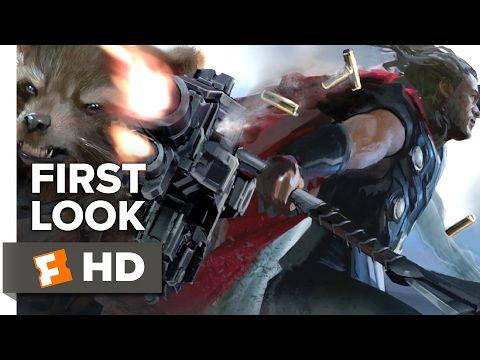 Avengers: Infinity War First Look (2018) | Movieclips Trailers - YouTube