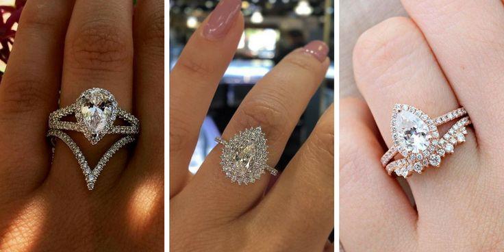 31 schöne Diamant-Verlobungsringe