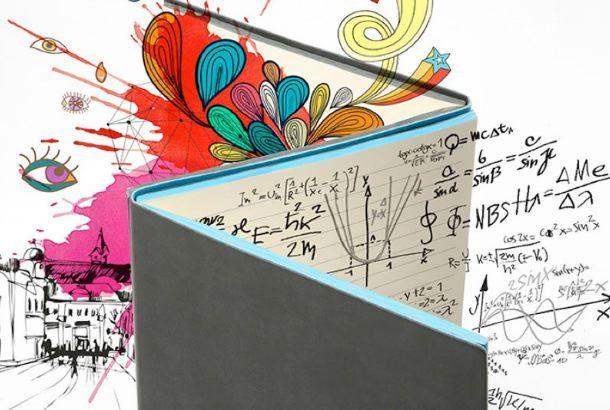 右脳と左脳をどっちも使えるノートで、知らなかった才能が開花するかも   roomie(ルーミー)