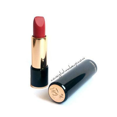 Review: Rossetto L'Absolu Rouge - Lancôme