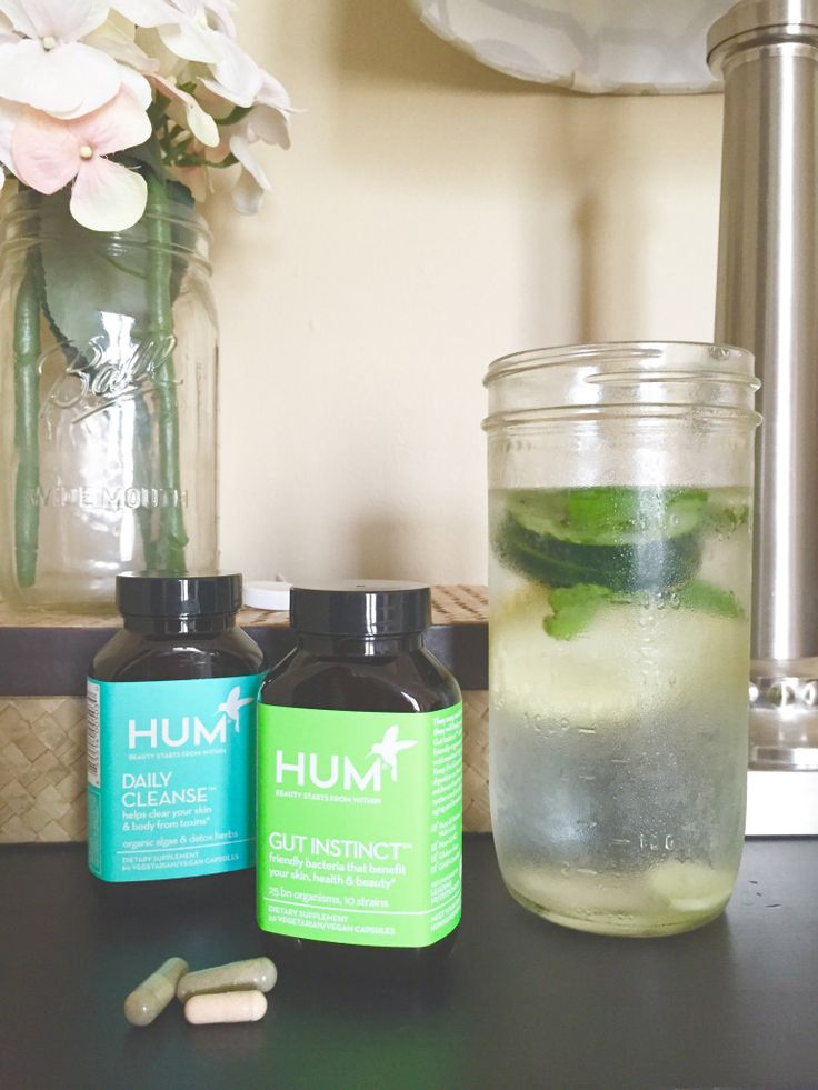 Daily Cleanse & Gut Instinct - review of HUM Nutrition supplements