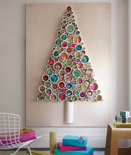 You'll Adore These Non-Tree Christmas Trees! 0 - https://www.facebook.com/diplyofficial