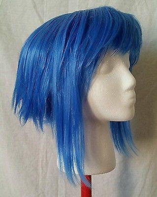 Lapis Lazuli Steven Universe Blue Short Wig Lapis Lazuli