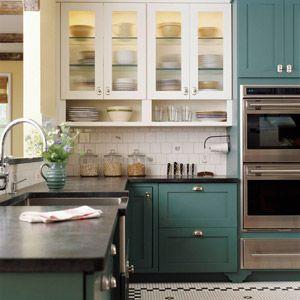 kitchen color....