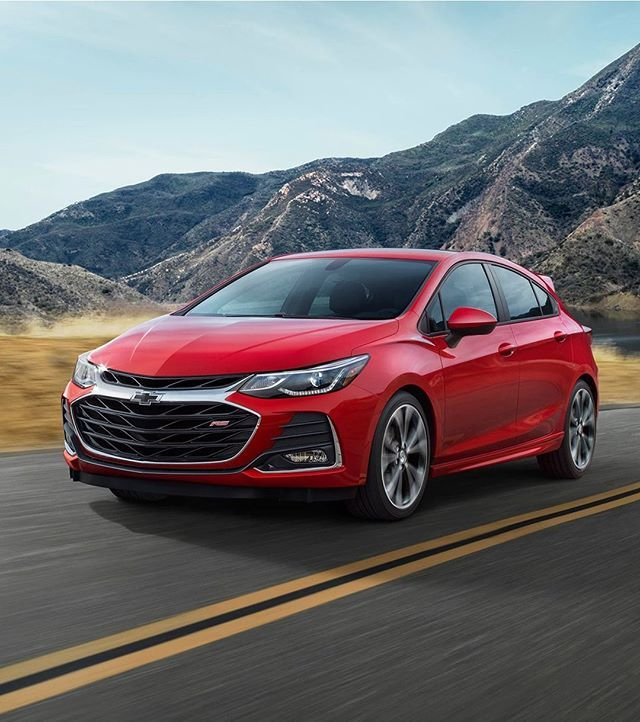 Meet The 2019 Chevrolet Cruz Hatch Rs Now With More Aggressive