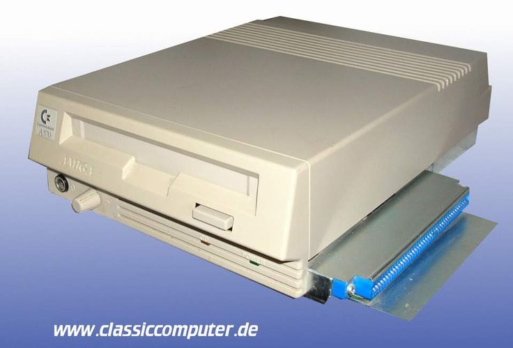 amiga cd rom - The Amiga A570 is a single-speed external CD-ROM drive for the Amiga 500 computer launched by Commodore in 1992. It was designed to be compatible with Commodore CDTV software as well as being able to read ordinary ISO 9660 CD-ROM discs.