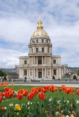 "Hotel des Invalides: The Invalides was created by Louis XIV to house wounded soldiers. Now on the site there is also a military museum (Musee de l'Armee), and Napoleon's Tomb. You can witness his ""Napoleon's complex"" still in action after his death, because it is one enormous tomb for a little man!"