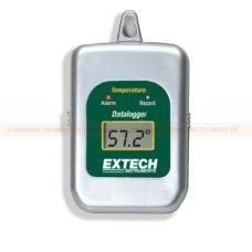 http://logger.nu/temperatur-loggers-r34851/datalogger-temperatur-53-42260-r34871  Datalogger, temperatur   Brett mätområde: -40 till 85 ° C (-40 till 185 ° F)  Registrerar upp till 8000 avläsningar  Används till kyl-container, kyltransportbilar, frysar mm för att övervaka temperatur  Loggar data för dagar, veckor eller månader - upp till 1 års batteritid  Programmerbar samplingsfrekvens från 1sek till 2tim plus Hi / Lo gränser med larmindikering  LCD visar aktuell temperatur...