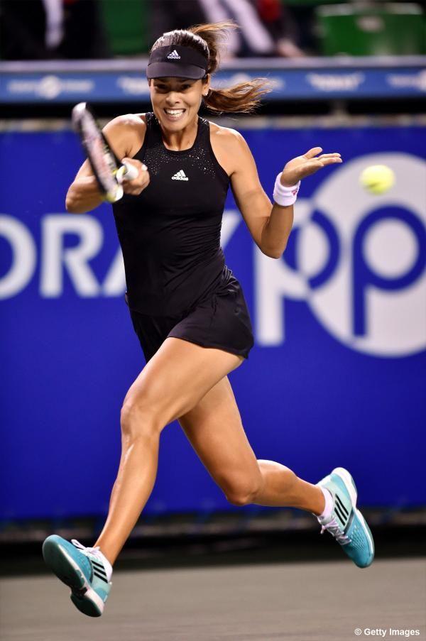 AnaIvanovic def Safarova 63 62! Sets TorayPPO 2014 Top 10 SF clash vs Angelique Kerber