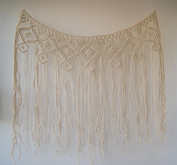 Hey, I found this really awesome Etsy listing at https://www.etsy.com/listing/524794796/macrame-curtain-bohemian-curtains