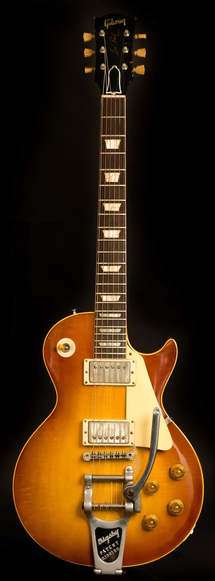 Matthias Jabs 1959 Gibson Les Paul 9-0890