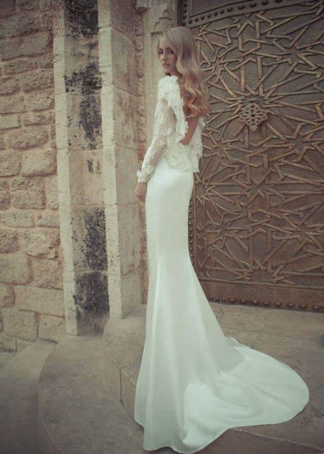2014 ZAHAVIT TSHUBA BRIDAL GOWNS   Vestidos de noiva deslumbrantes – 2014