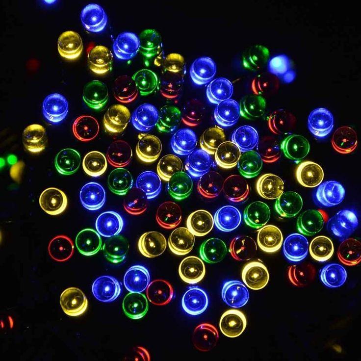 33 best christmas string lights for indoor images on pinterest ledertek solar powered led christmas lights review aloadofball Choice Image