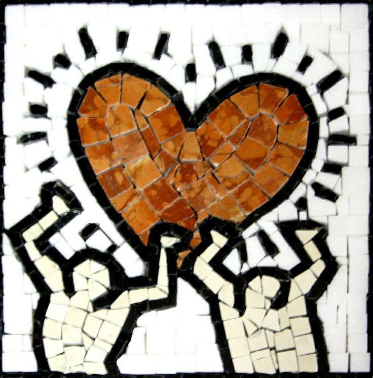 Omaggio a Keith Haring, Virginia Zanotti