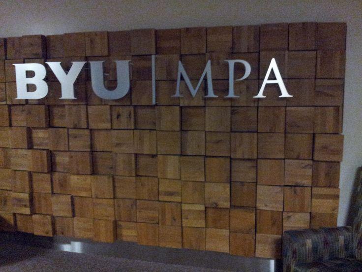 BYU MPA: