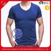 Custom mens plain spandex bamboo fiber t shirt  best seller follow this link http://shopingayo.space