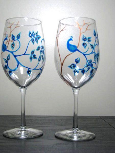 Да си направим сами оригинална украса за чаши