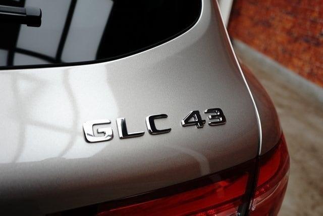 2019 Mercedes Benz Amg Glc 43 4matic W Amg Night Multimedia