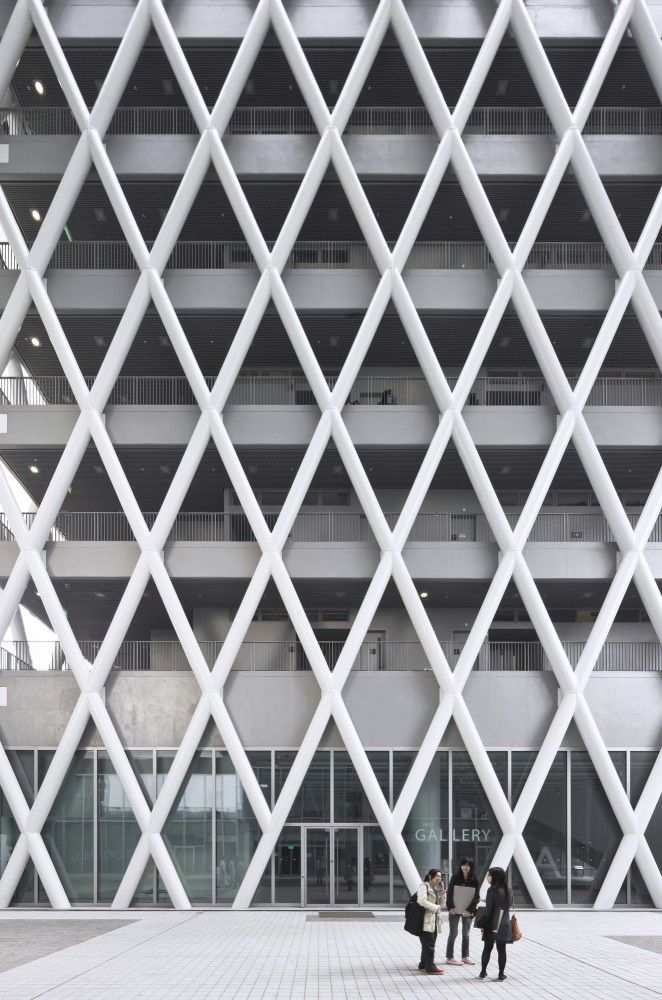 Hong Kong Institute of Design / CAAU