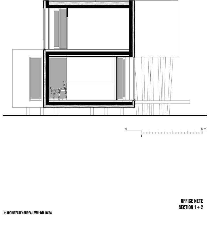 Contemporary Office NETE Westerlo, Belgium 27 -